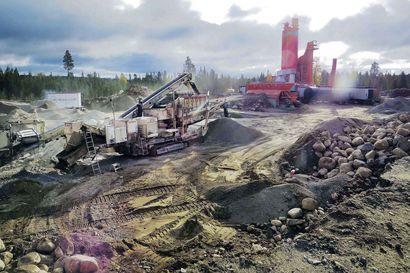 14 miljoonan euron pikitie 150 asukkaan kylään on loppusuoralla – Nellimintien 24 uutta kilometriä saa asfalttia pinnaksi