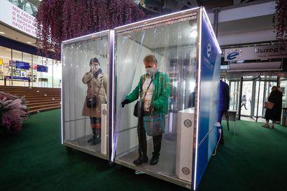 WHO: Koronatartunnat kasvavat yhä Venäjällä ja Itä-Euroopassa
