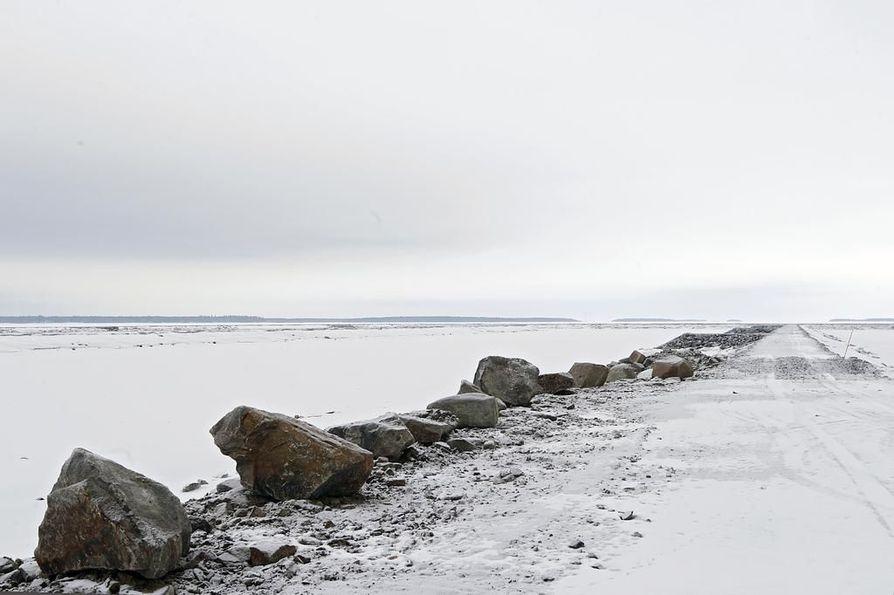 Järistys tuntui etenkin rannikkoseudulla, mutta myös kauempana merestä.