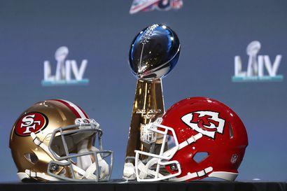 Viasatin urheilukanava vapaasti katsottavana viikonvaihteen - Super Bowl huipennuksena