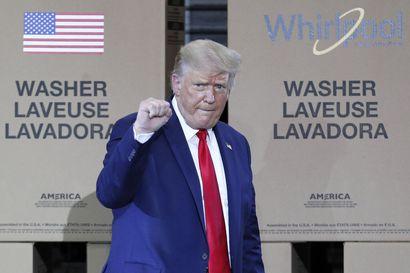 Trump antoi määräyksen koronatuista työttömille, mutta tuki voi törmätä perustuslakiin – Yhdysvalloissa yli viisi miljoonaa koronatartuntaa