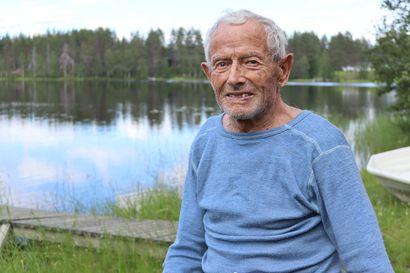"""Lokakuussa 95 vuotta täyttävä Adolf Kempf matkusti Sveitsistä Suomeen Fin5-suunnistusviikolle ja kisaa elokuussa myös Unkarissa: """"Olen tavannut sanoa, että se joka pysähtyy, ruostuu"""""""