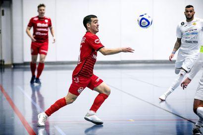 Akaa Futsal kohtaa viikonloppuna molemmat Meri-Lapin joukkueet