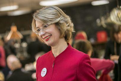 Eurooppaministeri Tytti Tuppurainen vierailee Kemissä ja Torniossa