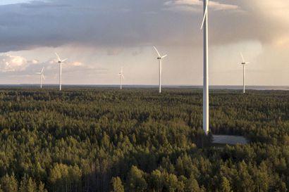 Tuulivoiman vastustus vankistuu sitä mukaan, kun voimalahankkeiden määrä kasvaa