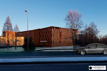 OYSin uusi pysäköintitalo avataan elokuussa – hieman yli 800 parkkipaikkaa, joista puolet potilaiden ja vierailijoiden käyttöön