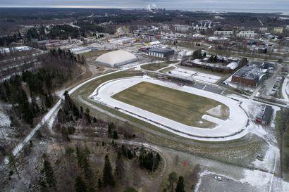 Koivuluodon urheilupuiston yleissuunnitelma on valmis – Uutta liikuntahallia kaavaillaan uimahallin viereen