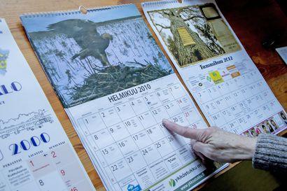 Kun mistään ei saanut uutta ilmaista seinäkalenteria, teki oulunsalolainen Antero Jääskö kiinnostavan huomion - Vuoden 2010 kalenteri toimii myös vuonna 2021!