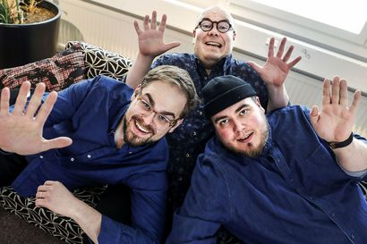 Teatteria Facebookissa: Nauru vapauttaa vaikka kaikki on peruttu