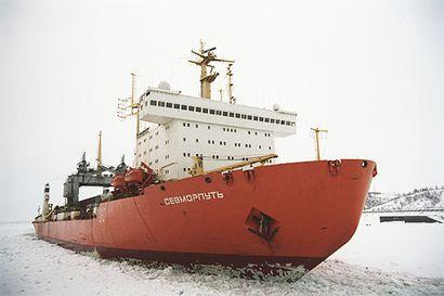 Venäjän Sevmorput tulee taas: maailman ainoa ydinkäyttöinen rahtilaiva saapunee Suomenlahdelle kahdessa viikossa