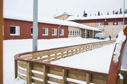 Uusi tasapainolauta ja kiipeilyteline tulossa Tolpanniemen koululle