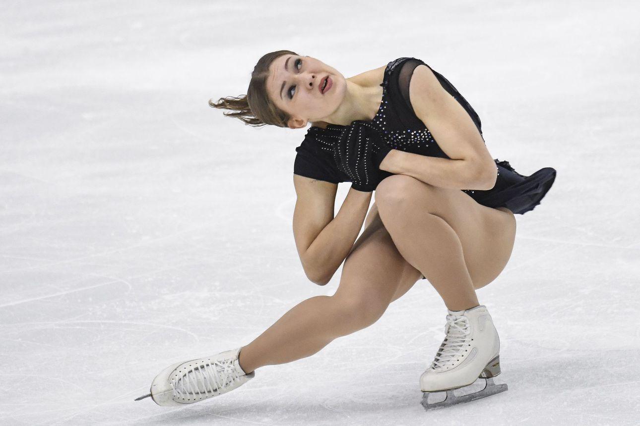 Jenni Saarinen ennätyspisteillä neljänneksi Finlandia Trophyssa