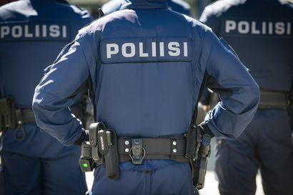 Kaakkurissa oli maanantaina poliisioperaatio – aluetta eristettiin varotoimenpiteenä