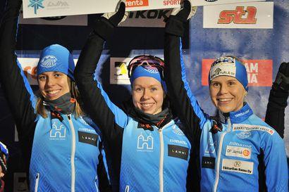 Hämeenlinnan ankkuri Monoselle jäi kiva maku – Vuokatti Ski Teamin hiihtäjät pettyivät