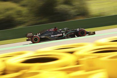 Bottas tipahti Span F1-harjoituksissa viime hetkillä kärjestä viidenneksi – Ferrarilla menossa painajaismainen kisaviikonloppu