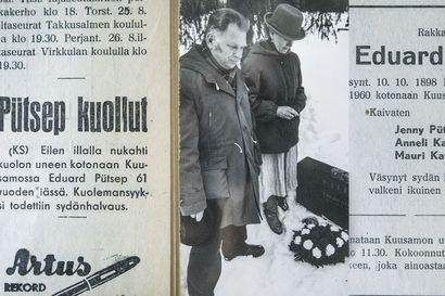 Olympiavoittaja Eduard Pütsep viihtyi myös valmentajana Kuusamossa