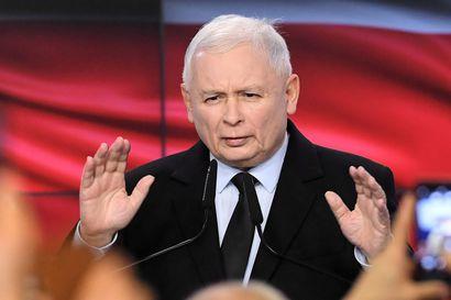 Laki ja oikeus -puolue voitti vaalit selvästi Puolassa