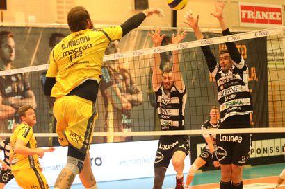 Savo Volley syötti VaLePan kumoon – lentismestaruus katkolla lauantaina Sastamalassa