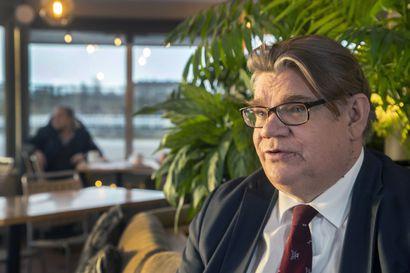 Timo Soini valittiin Mestiksen hallitukseen
