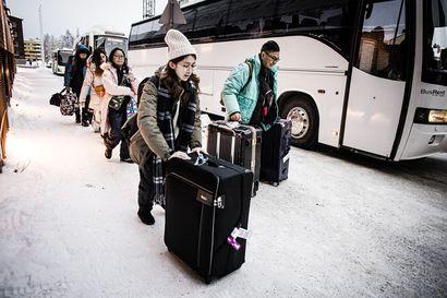 Matkailualalla oikeus elantoon
