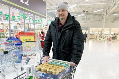 Hinta ratkaisi ostopaikan - Essin lakkiaisjuomat haettiin Ruotsista Hinnat ovat Ruotsin eduksi,  Suomessa valttina useammat olutkaupat