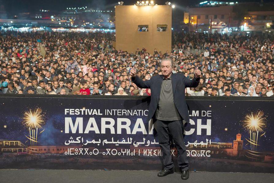 De Niro paljasti kaavailevansa jo seuraavaakin elokuvaa Scorsesen kanssa. Siitä hän kertoi vain, että mukana on myös Leonardo diCaprio.
