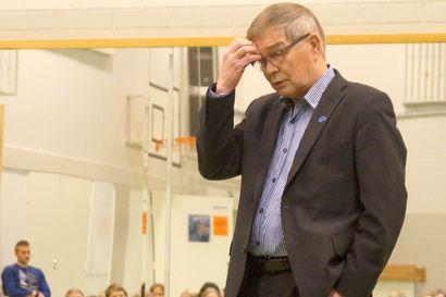 Kansanedustaja Niilo Keränen vierailee Pikku-Paavalin päiväkodissa