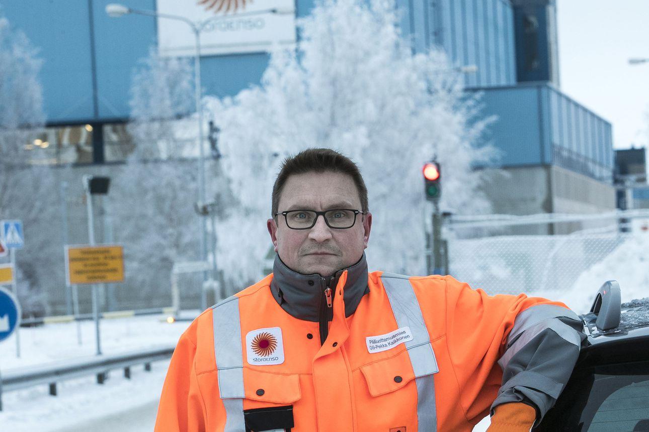 Oulun kartonkitehtaalla luja usko tulevaisuuteen – Stora Enson irtisanomat ovat työllistyneet hyvin