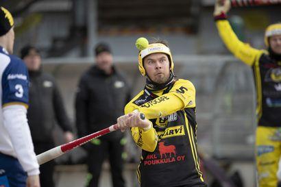 Hallitseva mestari Sotkamon Jymy meni nurin – Sami Haapakoski hääri kentän tehomiehenä