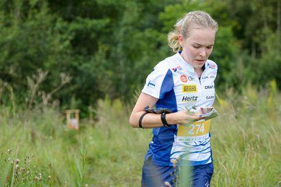 Suomen naiset neljänneksi nuorten MM-viestissä