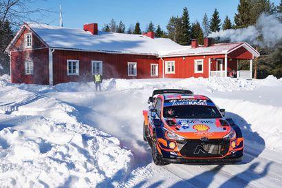 Mainevoitto ja rahaa toista miljoonaa euroa jo pelkästä majoituksesta – Visit Rovaniemen toimitusjohtaja iloitsee ralliviikonlopusta