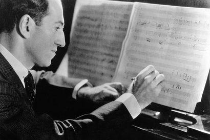Dokumentti: Arkistorainat elävöittävät säveltäjän elämäkertaa – George Gershwin oli uuden amerikkalaisen soinnin luoja