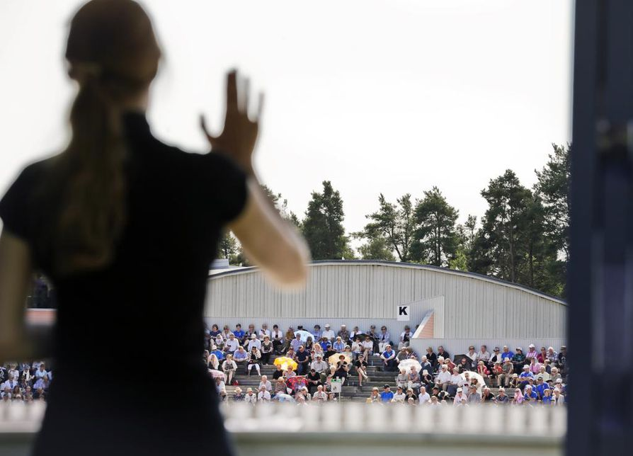 Herättäjäjuhlat järjestettiin vuonna 2013 Haapajärvellä.