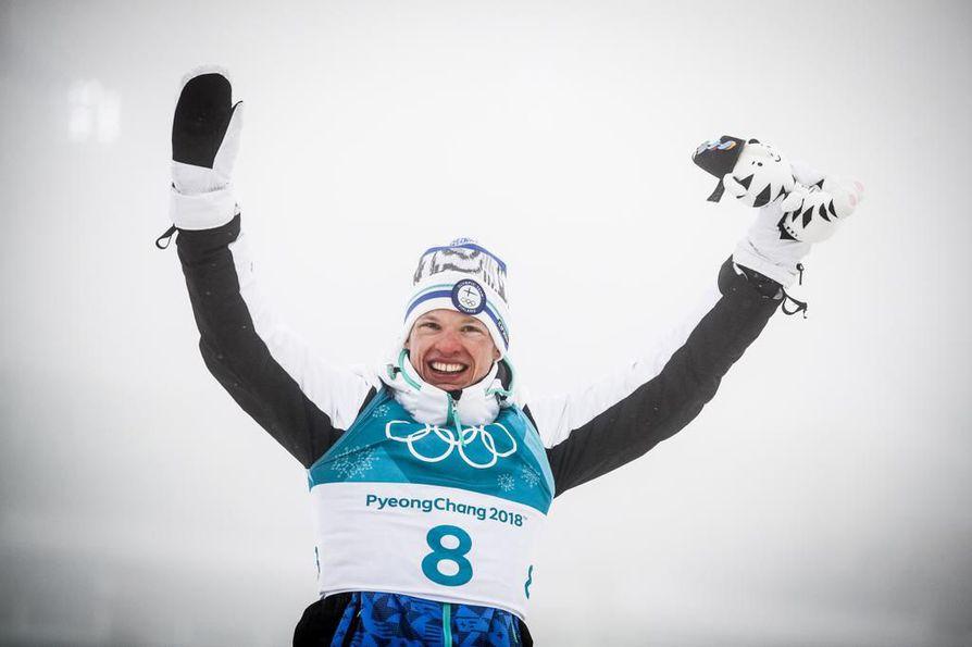 Maastohiihtäjä Krista Pärmäkoski rohmusi Pyeongchangin talviolympialaisista peräti kolme henkilökohtaista mitalia, yhden hopean ja kaksi pronssia.