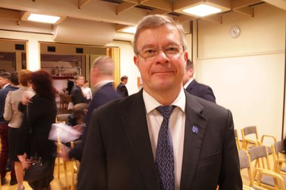 Haapaveden Keskusta ehdottaa Antti Rantakangasta eduskuntavaaliehdokkaaksi