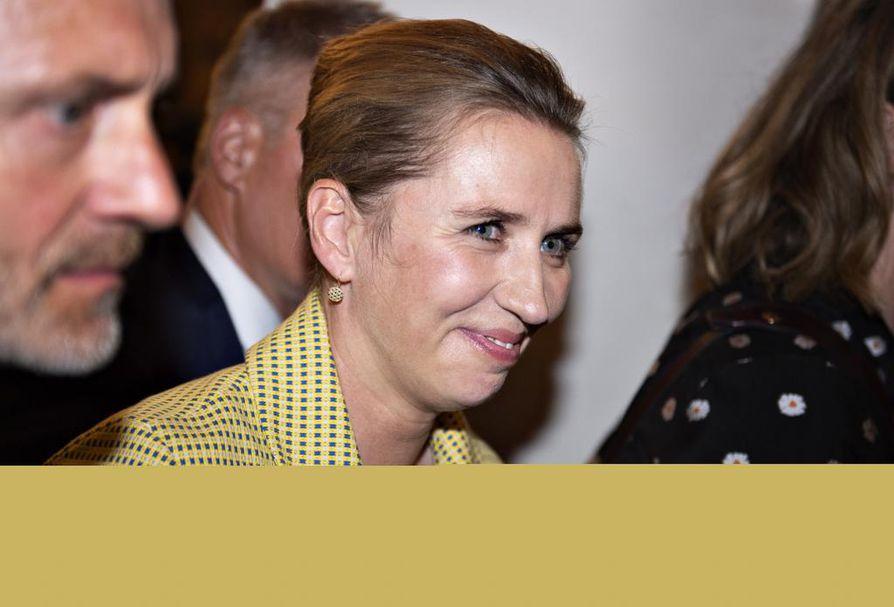 Mette Frederiksen haluaa muodostaa Tanskaan sosiaalidemokraattien vähemmistöhallituksen.