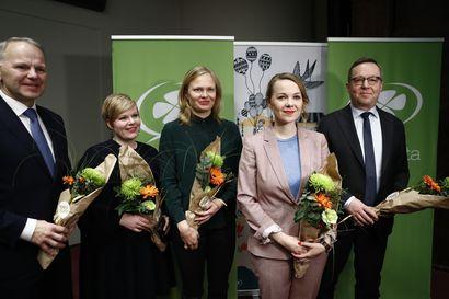 """Katri Kulmuni nousee valtiovarainministeriksi: """"En ajatellut, että tilanne tulisi näin nopeasti vastaan"""""""