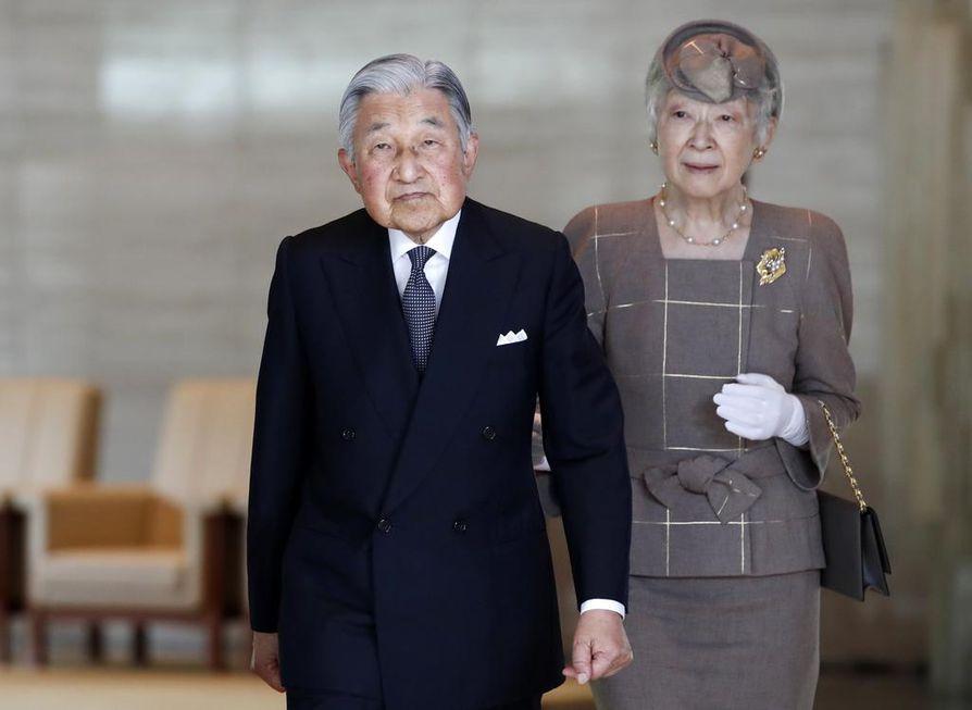 Japanilainen äiti ja poika suku puoli