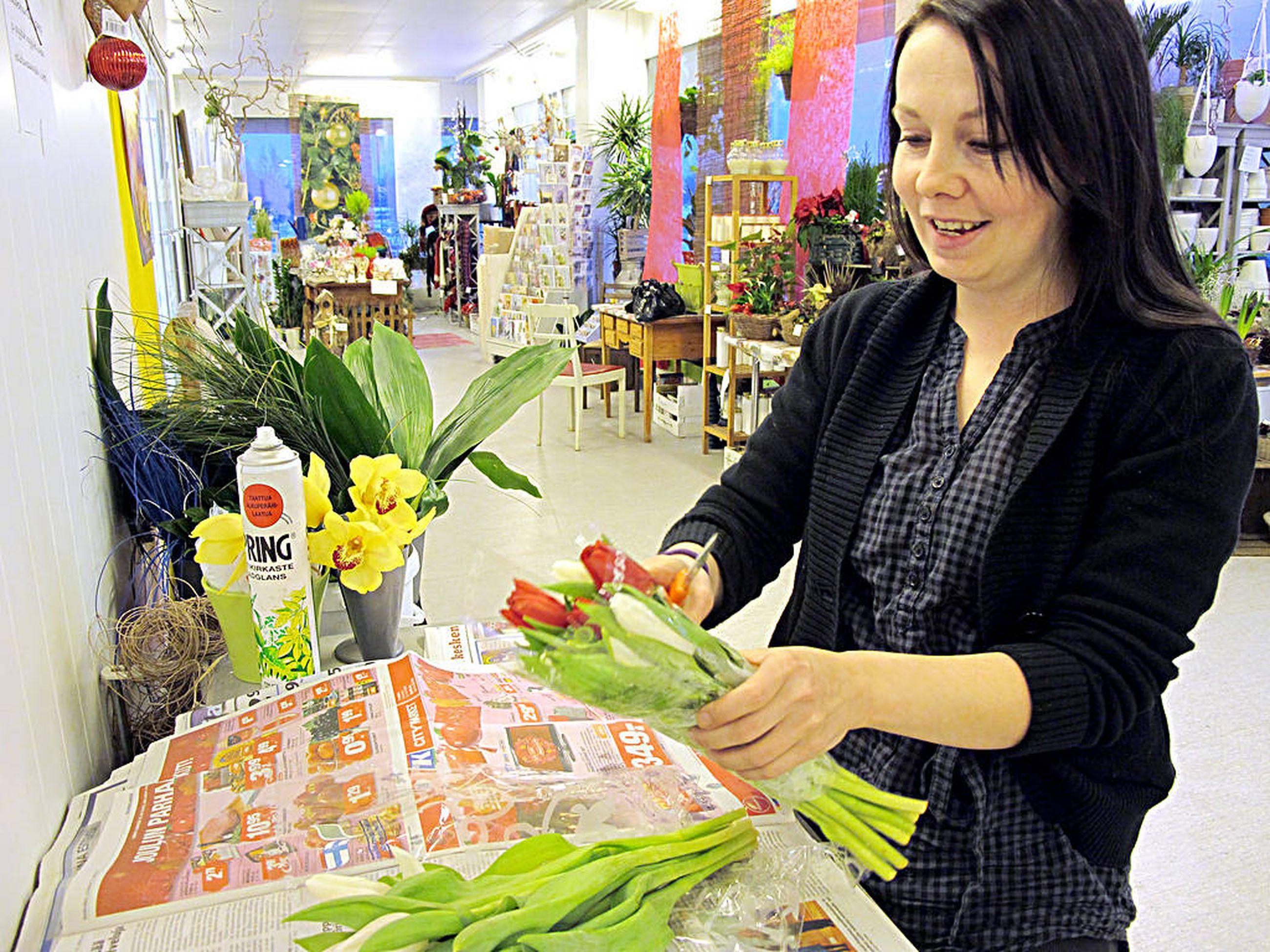 Kukkakauppa Käpylä