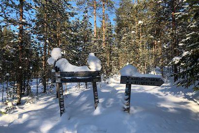 Lukijalta: Kunnioitetaan toistemme harrastuksia: kaikille on omat reitit Ounasvaaralla