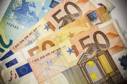 PJK:lle, MLL:lle ja Hanhikiven Kiertäjille euroja
