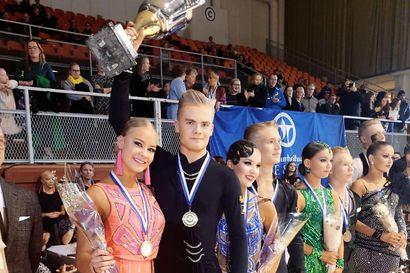 Raahessa tanssiuransa aloittanut Peppi on nyt lattareiden Suomen mestari