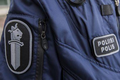 Pakettiautolla liikkunut varas jäi kiinni Kemissä ja kärähti amfetamiinista