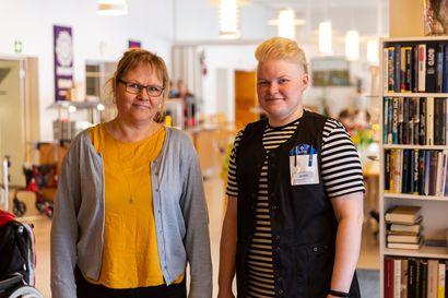 """Jenni Heikkilä vaihtoi alaa kaupan sesonkitöistä lähihoitajaksi - """"Monimuoto-opiskelu antaa joustavuutta ja kaivattua itsenäisyyttä opintoihin"""""""
