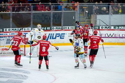 Sarjajumbo Sport näpäytti Kärppien varamiehistä joukkuetta – Jari Sailion kavennus jäi Vaasan perjantai-illassa laihaksi lohduksi