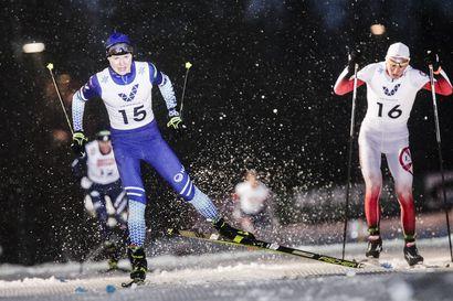 Suomen joukkueet Rukan maailmancupiin