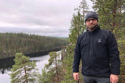 """""""Jo pidemmän aikaa on tehnyt mieli palata pohjoiseen"""" – Jussi Poropudas valittiin liikuntapaikkojen hoitajaksi Posiolle"""