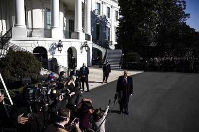 """Trump kielsi osallisuutensa hyökkäykseen ja tyrmäsi virkarikossyytteen valmistelun –""""Puhe on analysoitu, ja sitä pidettiin täysin asianmukaisena"""""""