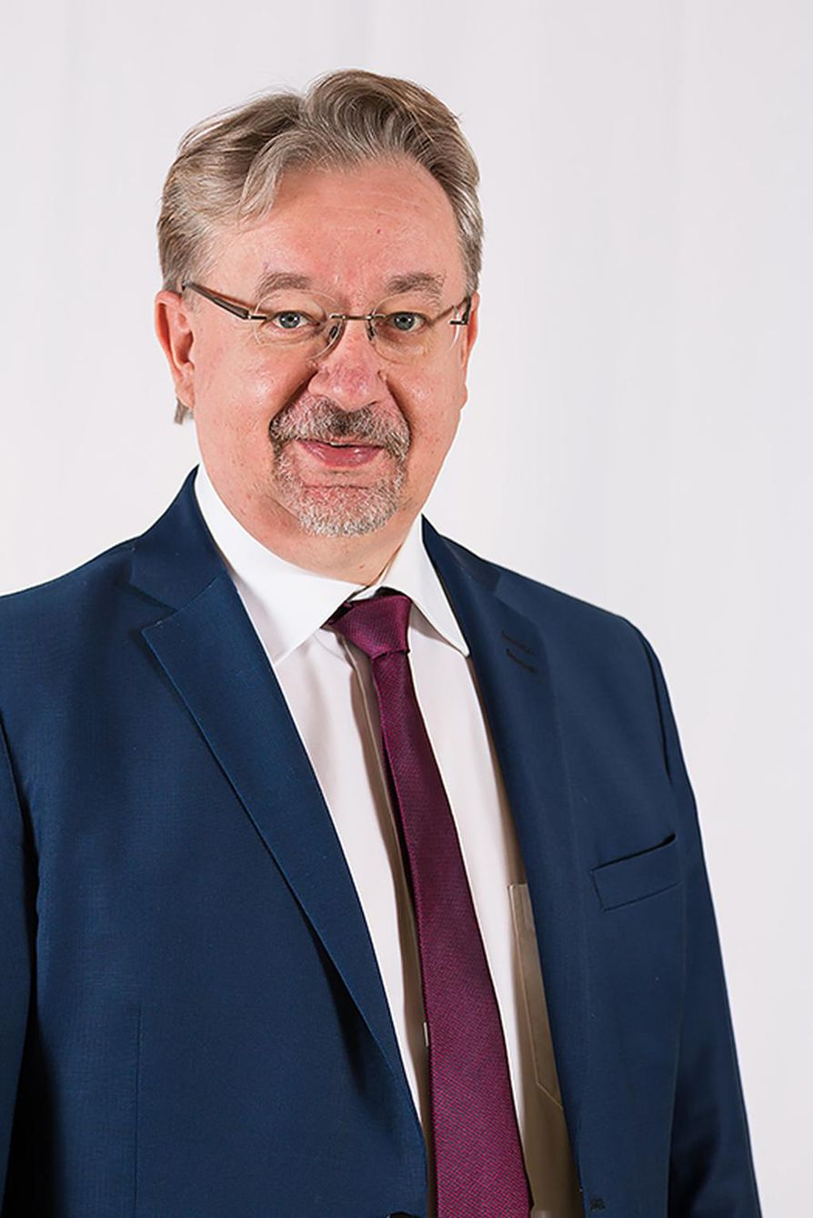 Juha Ala-Mursula BusinessOulun johtaja