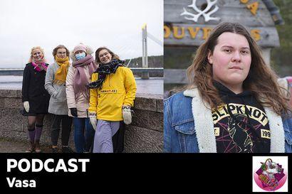 """Kuuntele Vasan podcast: """"Rovaniemi tuntui lapsena suurkaupunkilomalta"""" – Syrjäkylällä kasvaa kekseliääksi ja oppii tulemaan kaikkien kanssa toimeen"""